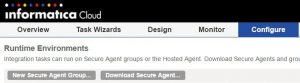 Download the Secure Agent